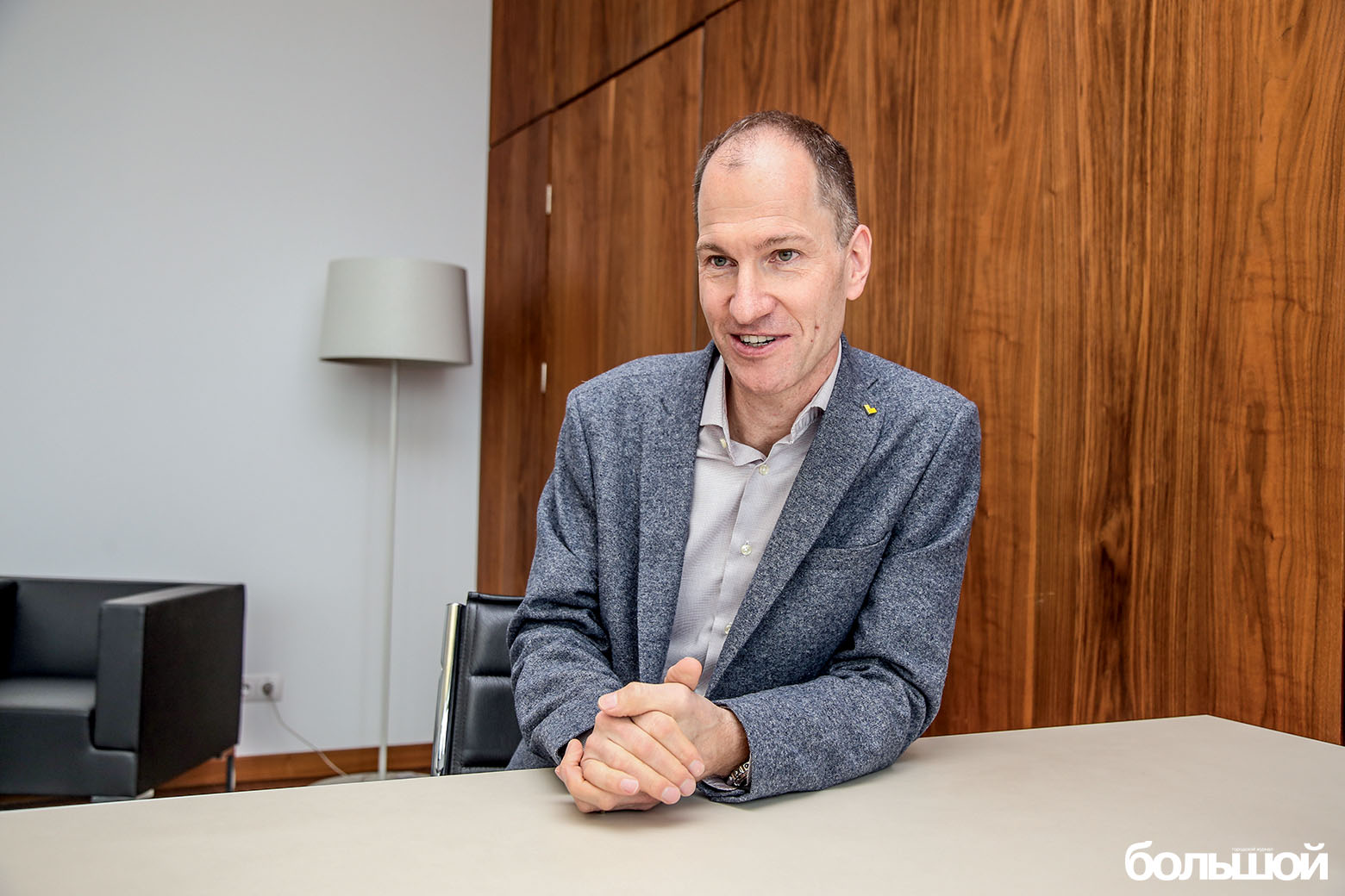 Кристиан Лаке, компаниия velcom