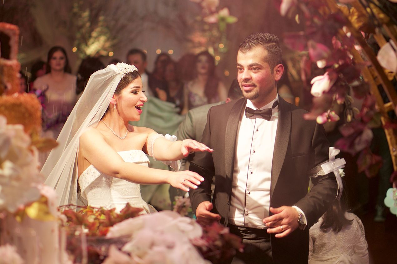 Свадьба в Эрбиле. Сергей Марчик