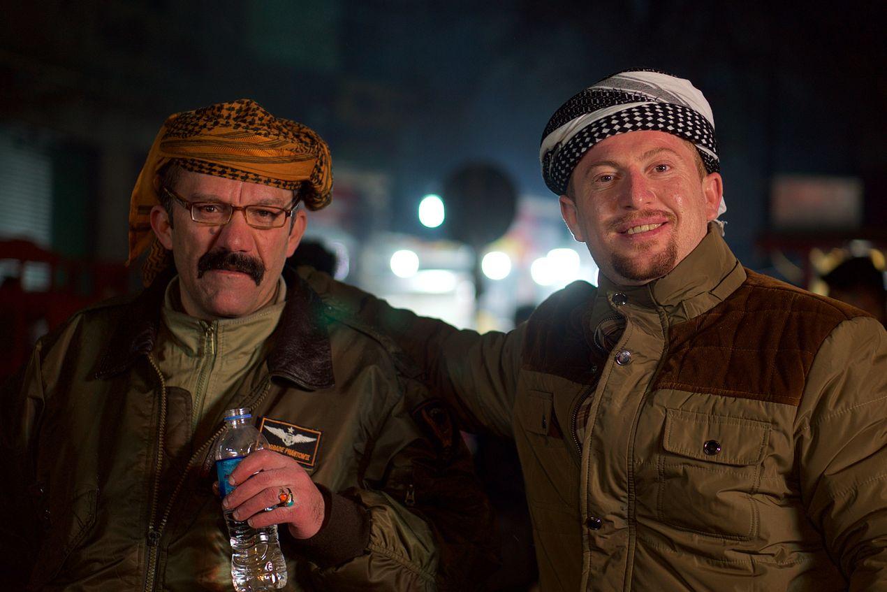 Сергей Марчик. Дорога в Курдистан