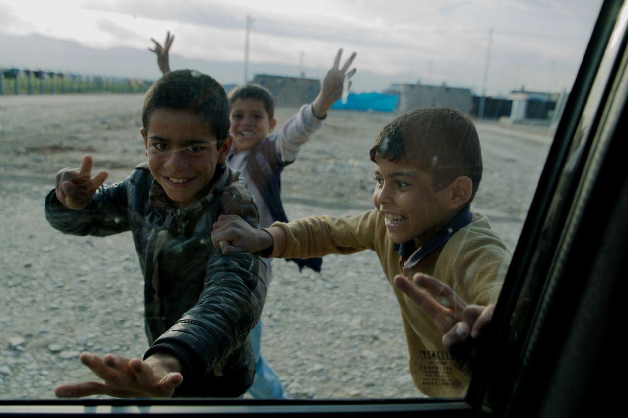 Сергей Марчик. Дети Курдистана