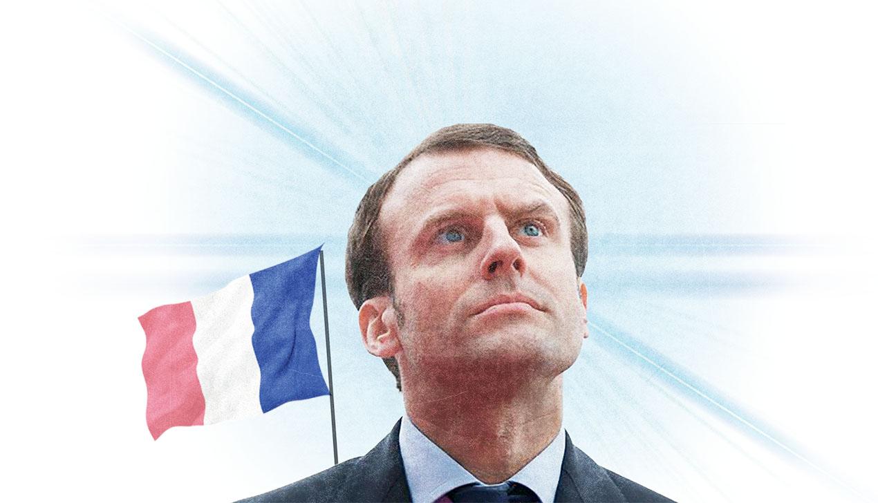 МакроНэкономика: Как может выглядеть будущий президент Франции