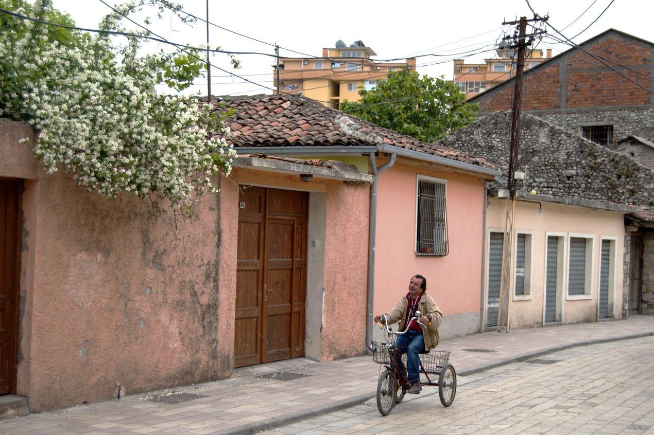 Улицы Албании. Фото: Сергей Кравченко