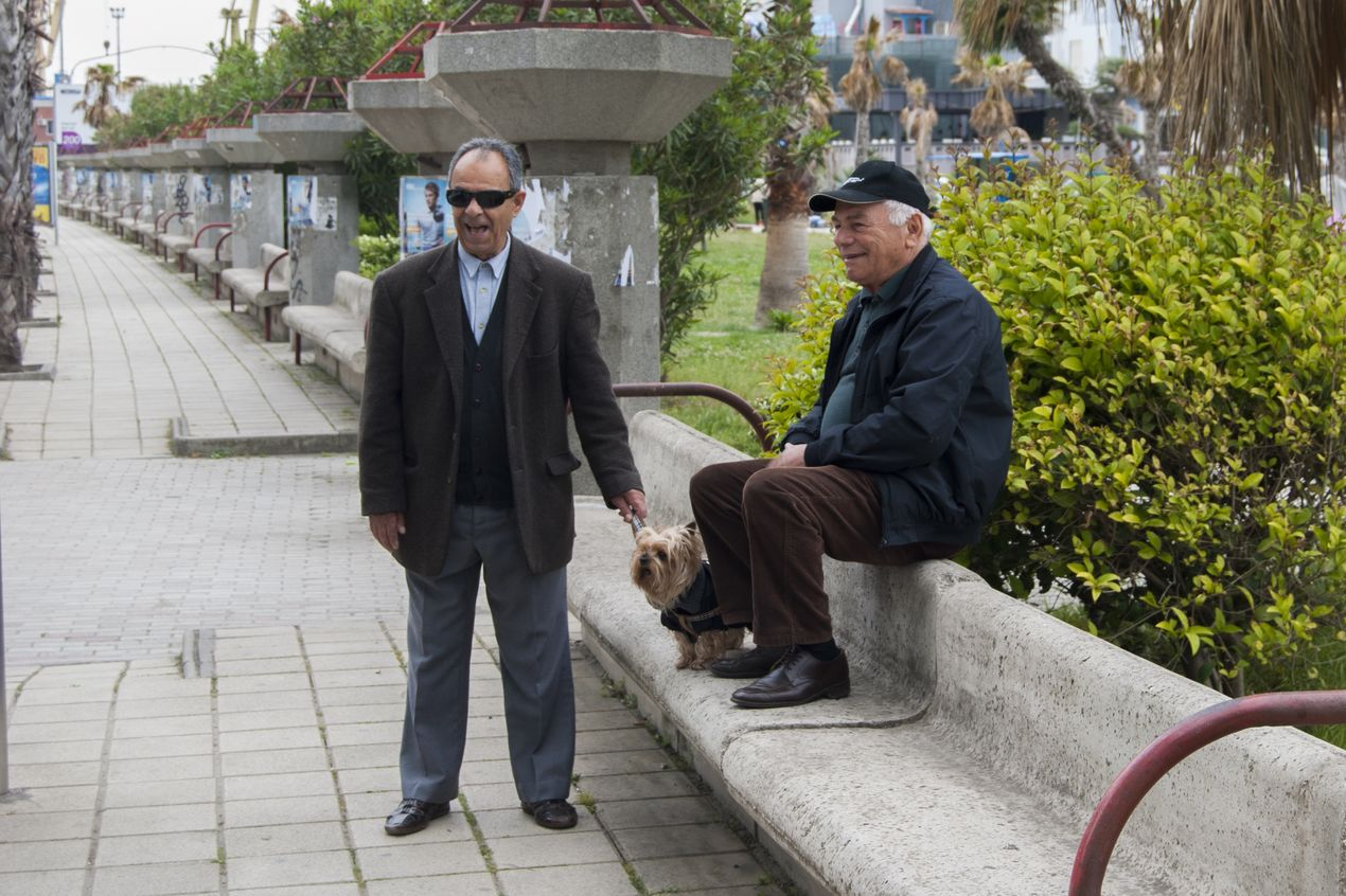 Жители Албании