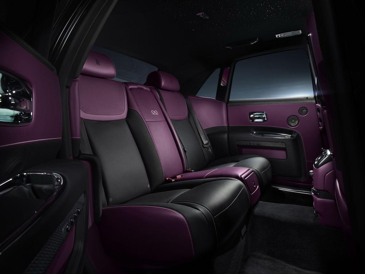 Rolls-Royce. Тест-драйв седана Ghost и купе-фастбэка Wraith