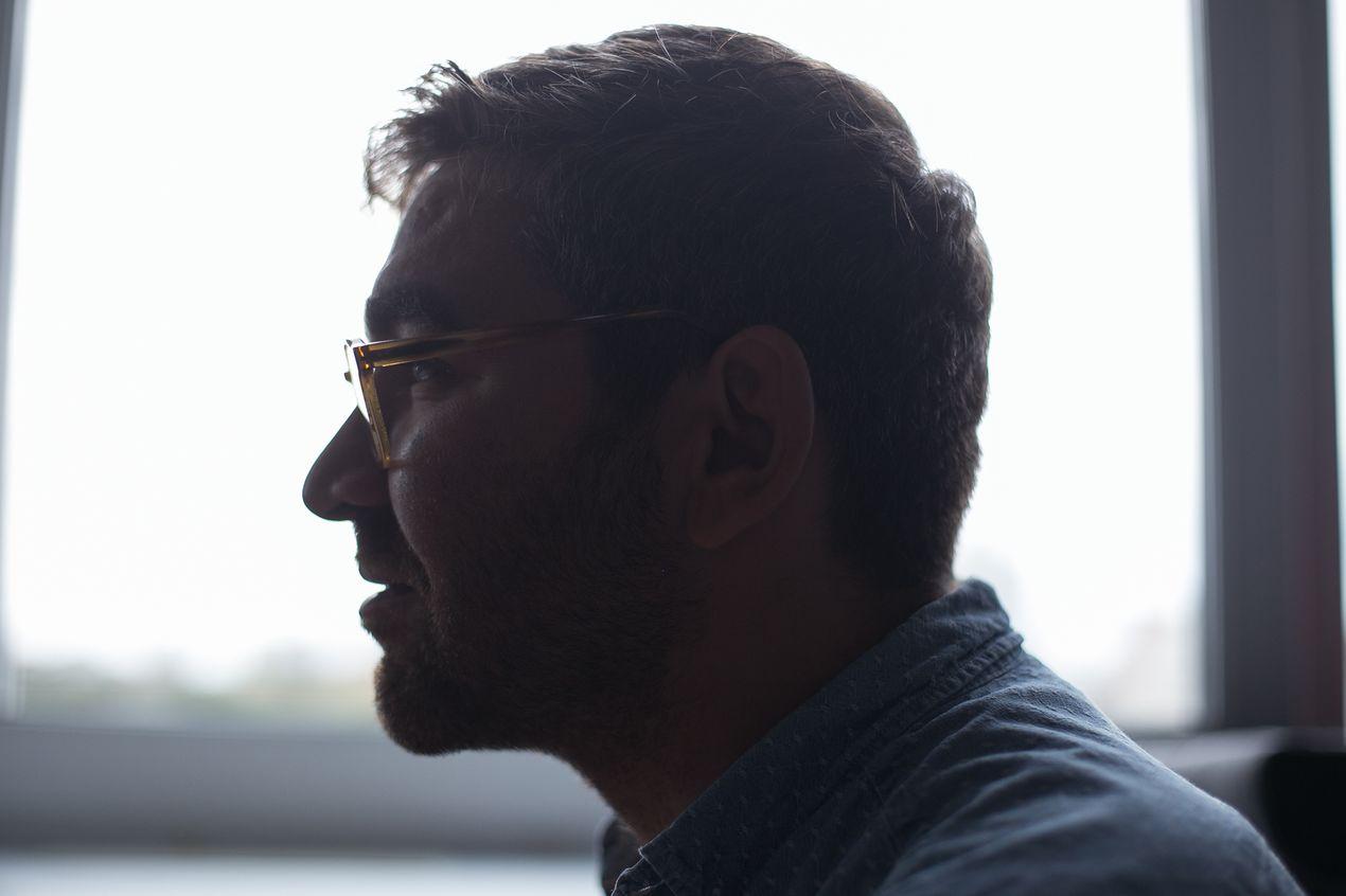 Саймон Островский - журналист, режиссёр и продюсер