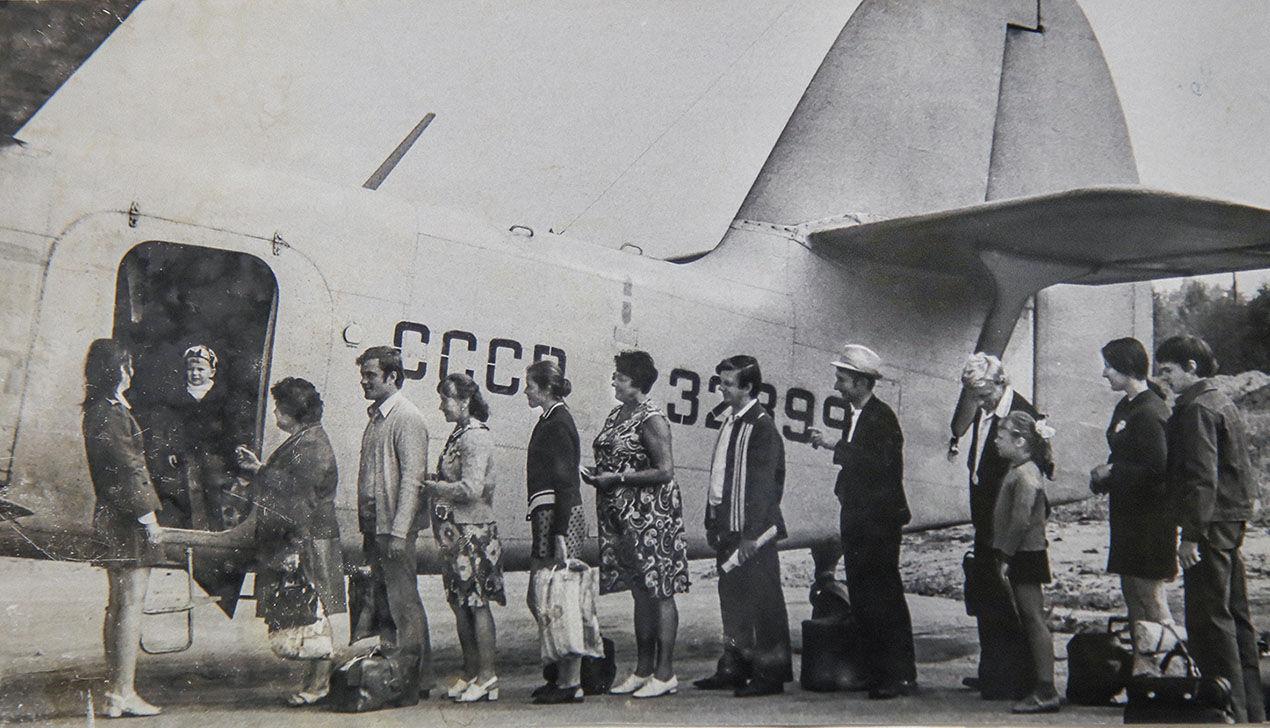 Самолет-маршрутка: как в БССР использовали небо