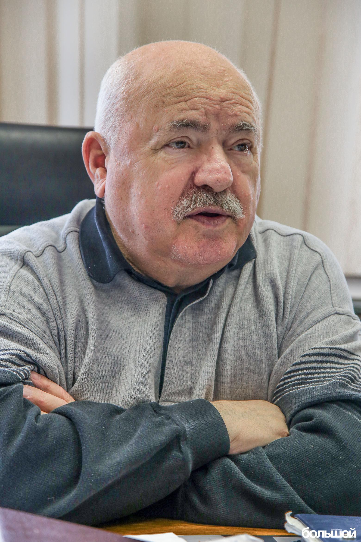 Писатель Николай Чергинец