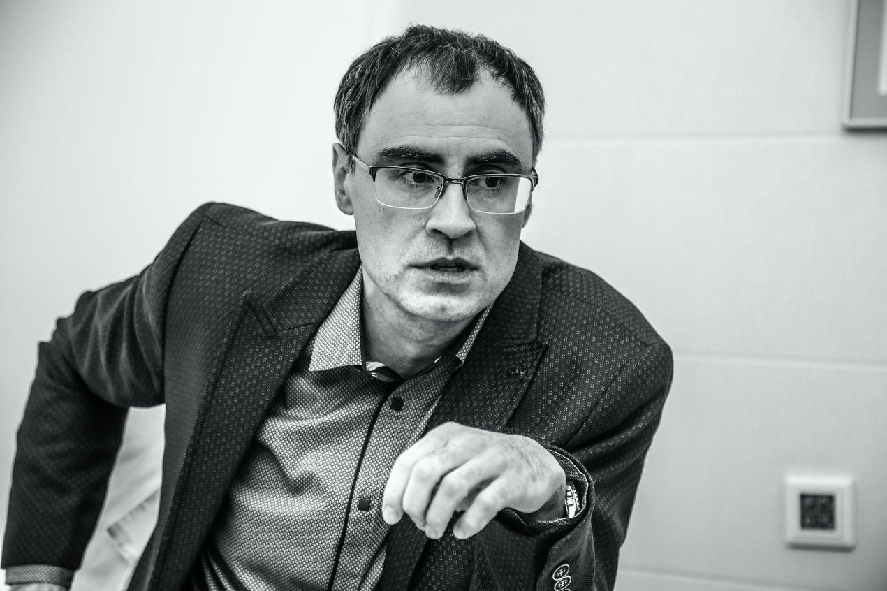 Проктолог Дмитрий Гребенников