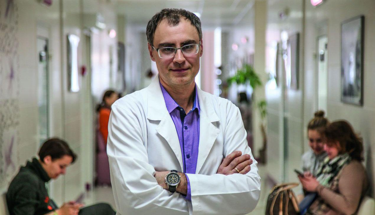 Проктолог Дмитрий Гребенников: «Доктор, скажите им всем, что это гадко и неправильно»