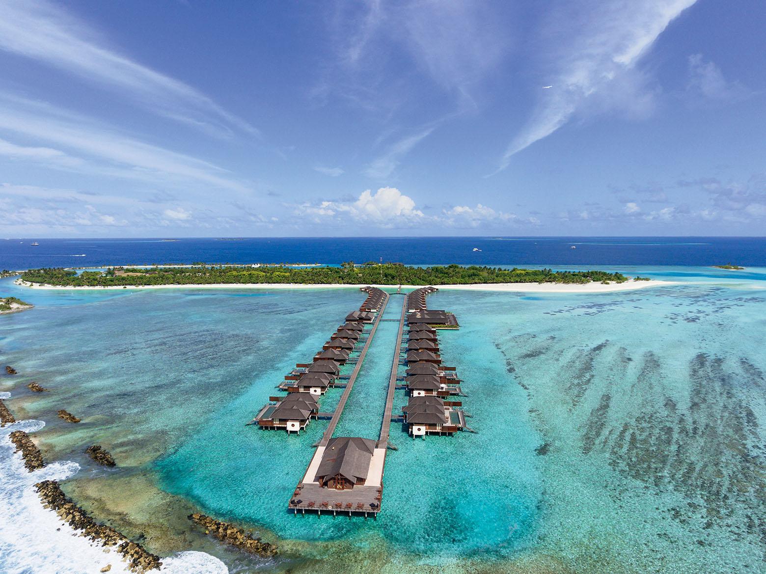Гостиницы на Мальдивах — это бунгало
