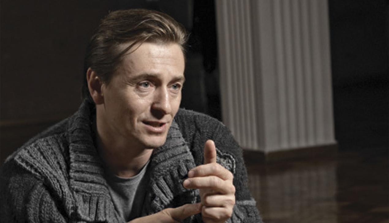 Сергей Безруков: «Я обязан дать надежду тем, кто пришел в театр»