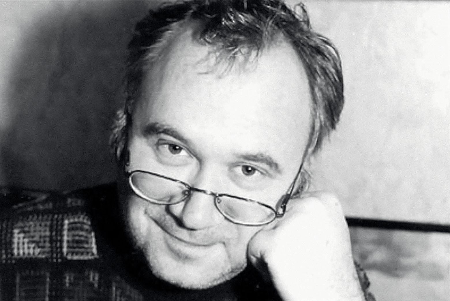 Автор слов хитов «Наутилус Помпилиус» Илья Кормильцев