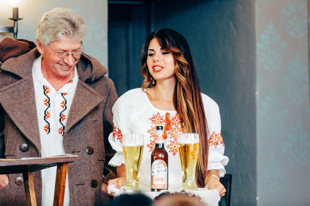 Пиво « Менскае 1918», ОАО «Лидское пиво»