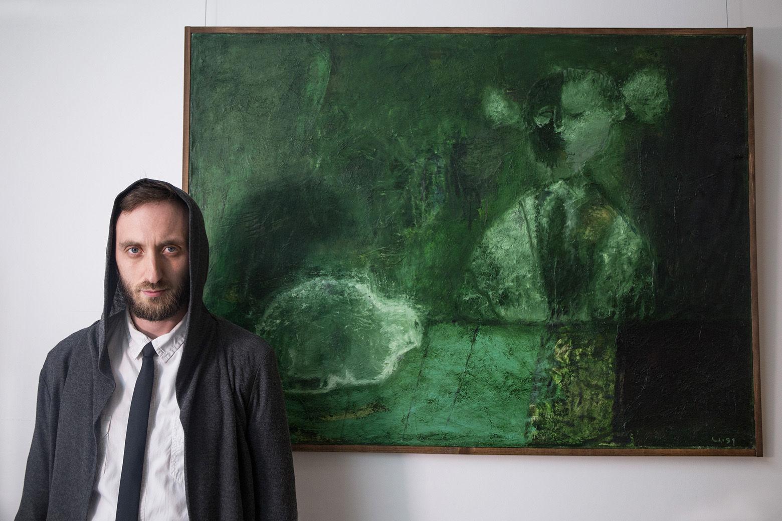 Дмитрий Солодкий, Национальный художественный музей