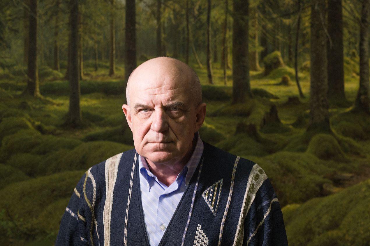Виктор Млявый, Национальный художественный музей