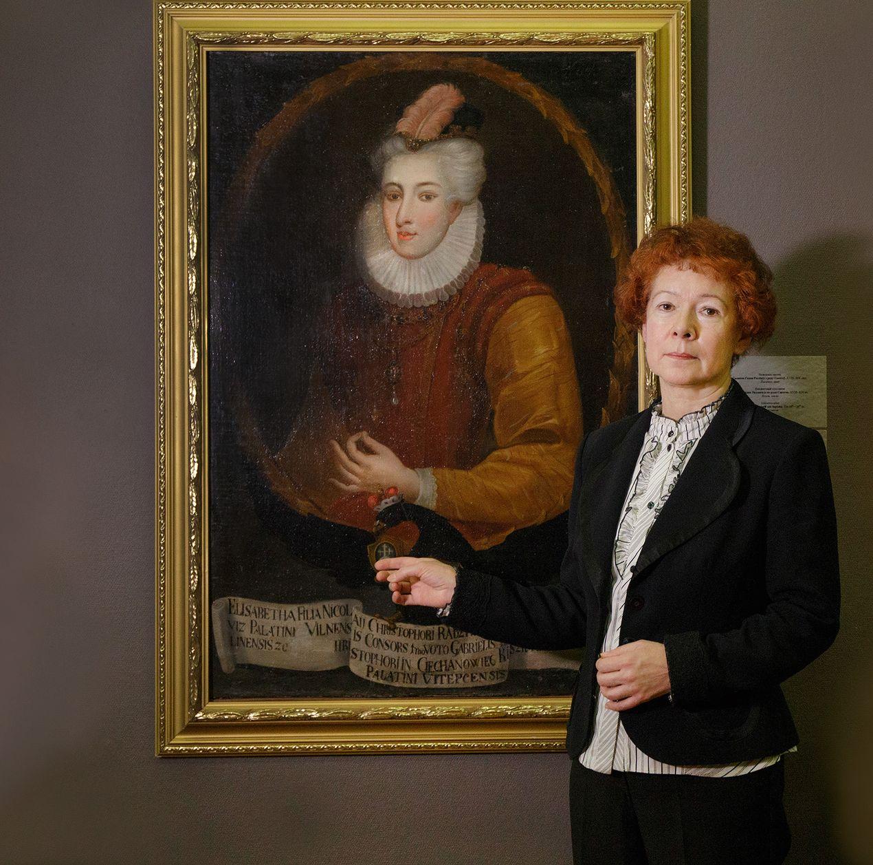Елена Карпенко, Национальный художественный музей