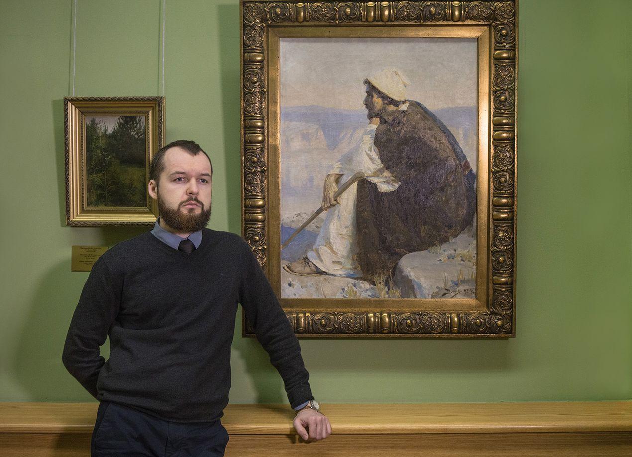 Дмитрий Монич, Национальный художественный музей