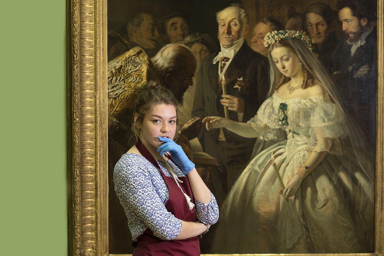 Катерина Грачева. Национальный художественный музей