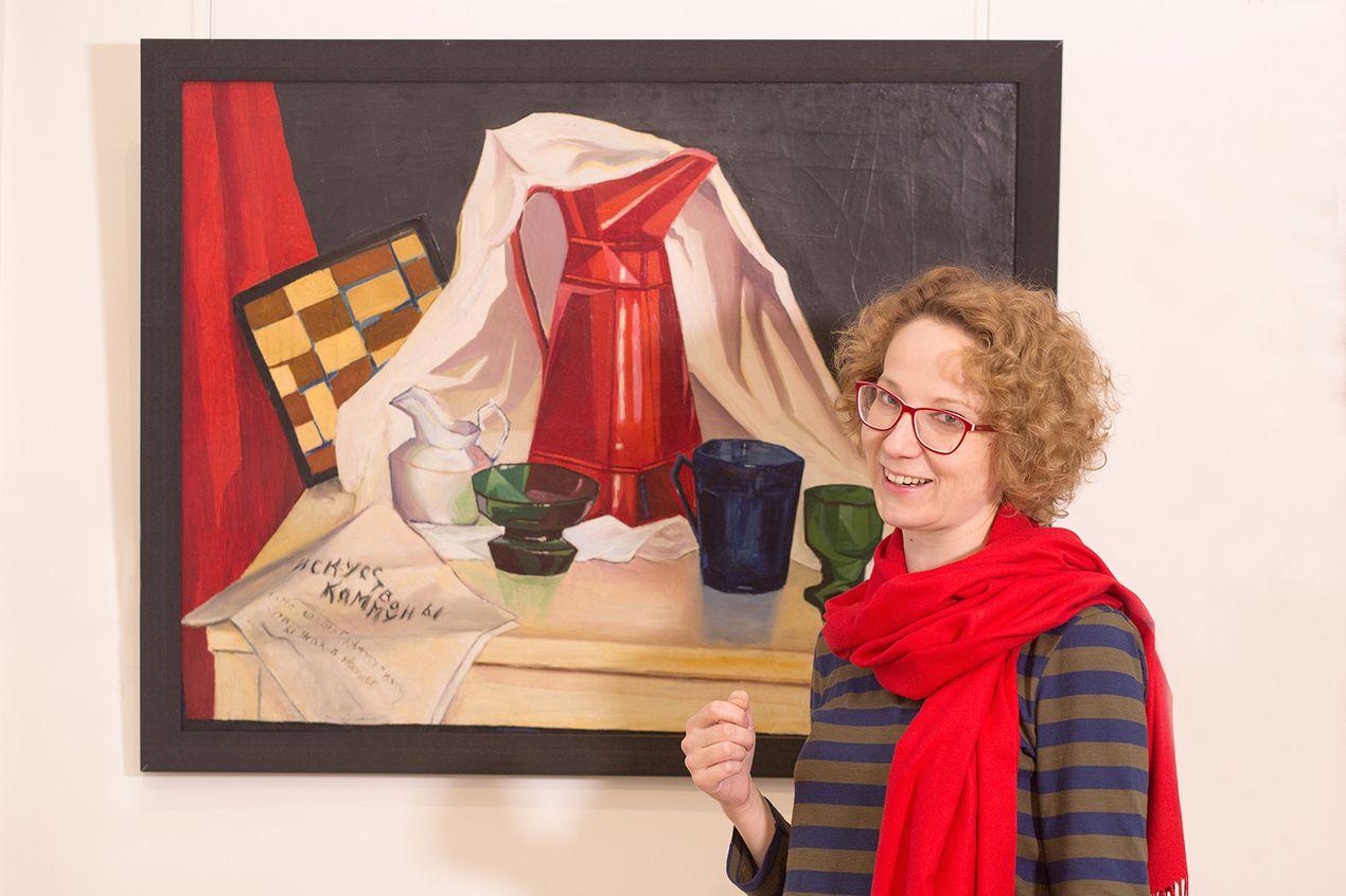 Юлия Мишакова, Национальный художественный музей