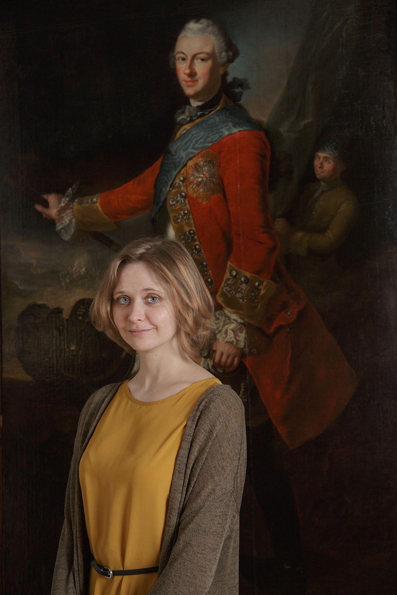 Ольга Клецкина, Национальный художественный музей