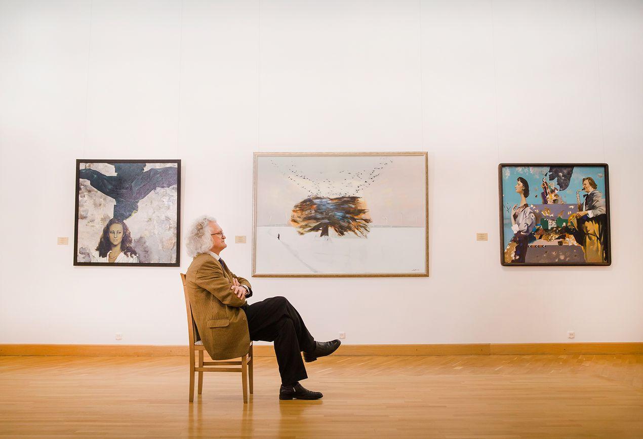 Владимир Прокопцов, Национальный художественный музей