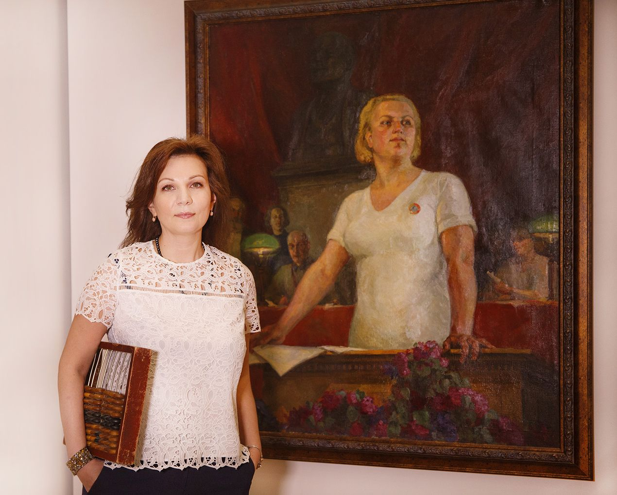 Екатерина Крутова, Национальный художественный музей