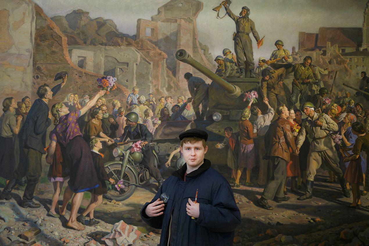 Антон Потапович, Национальный художественный музей