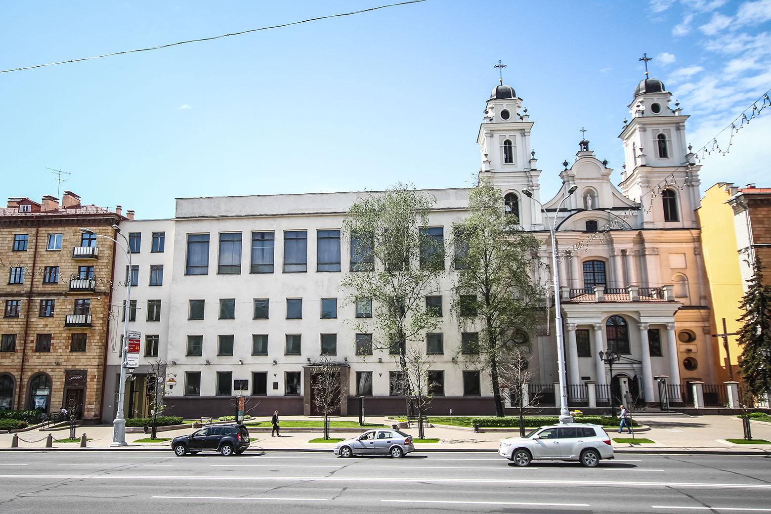 Здание Республиканского музыкального колледжа
