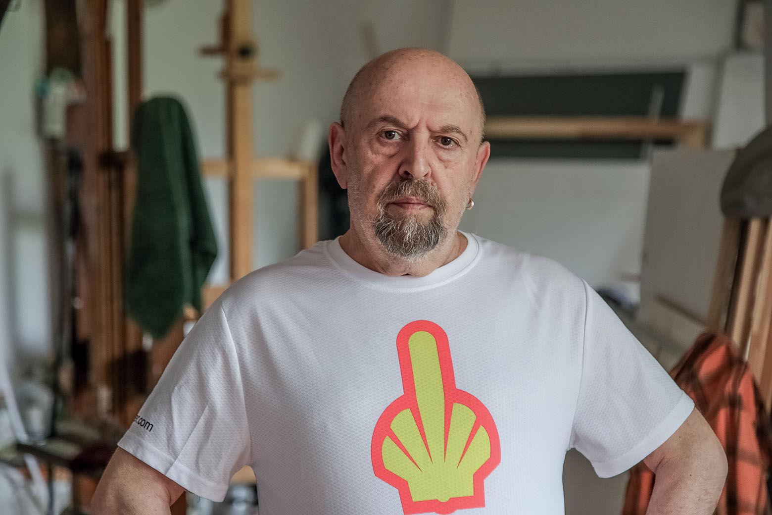 Художник и дизайнер Владимир Цеслер