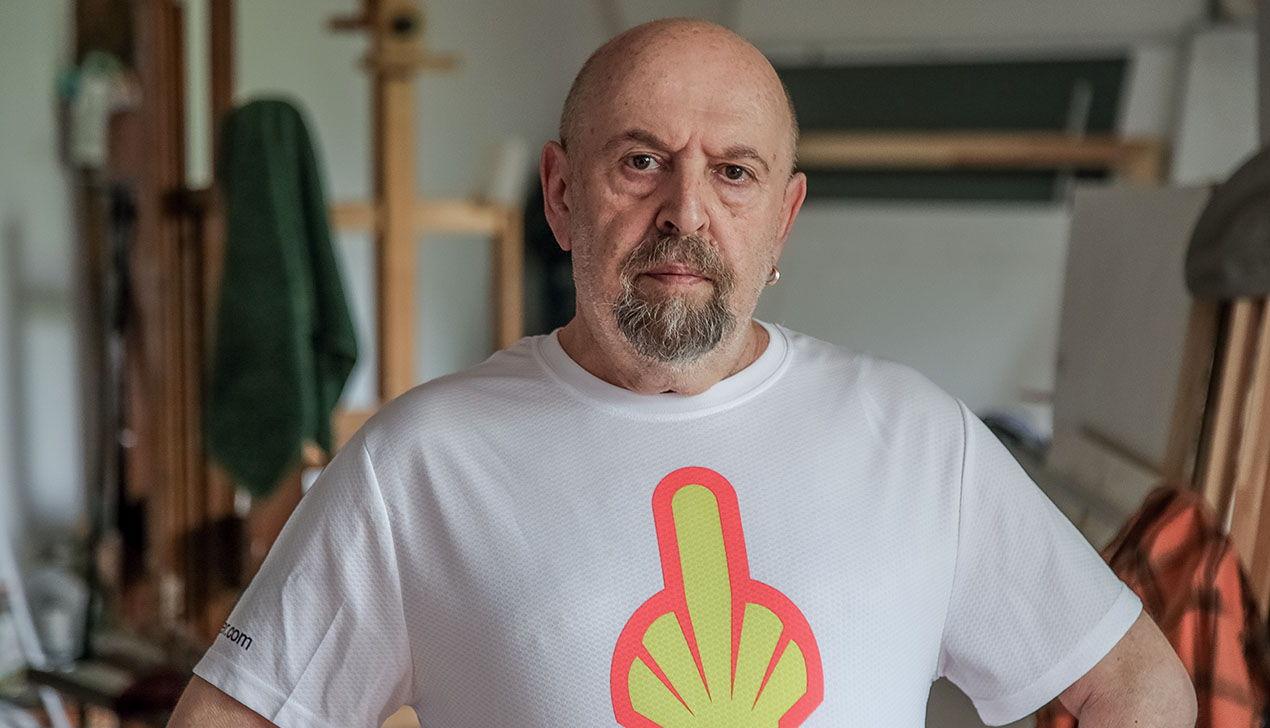 Владимир Цеслер: «Если художник будет гордиться тем, что сделал, то он какой-то шизик»