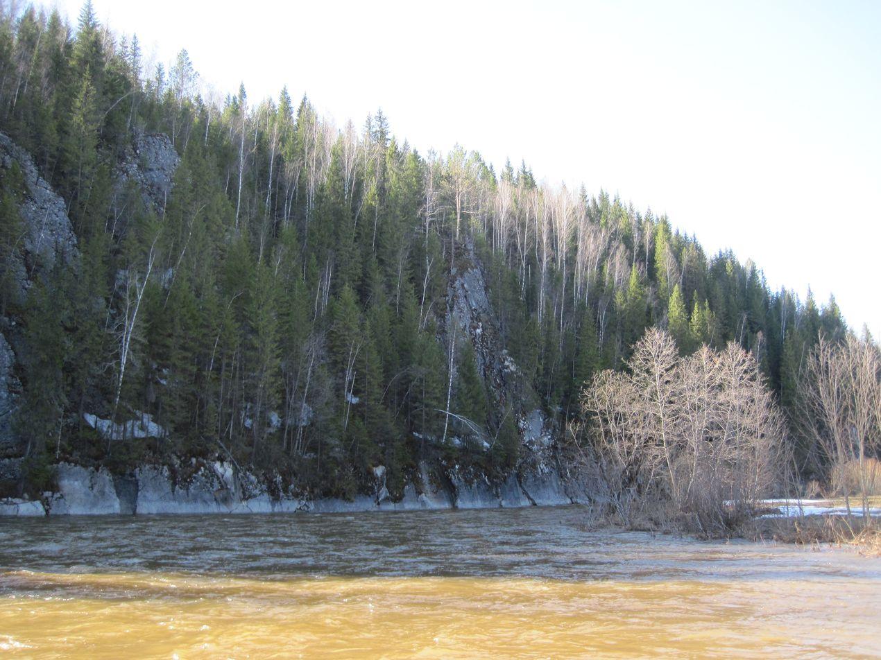 На катамаранах по рекам Среднего Урала