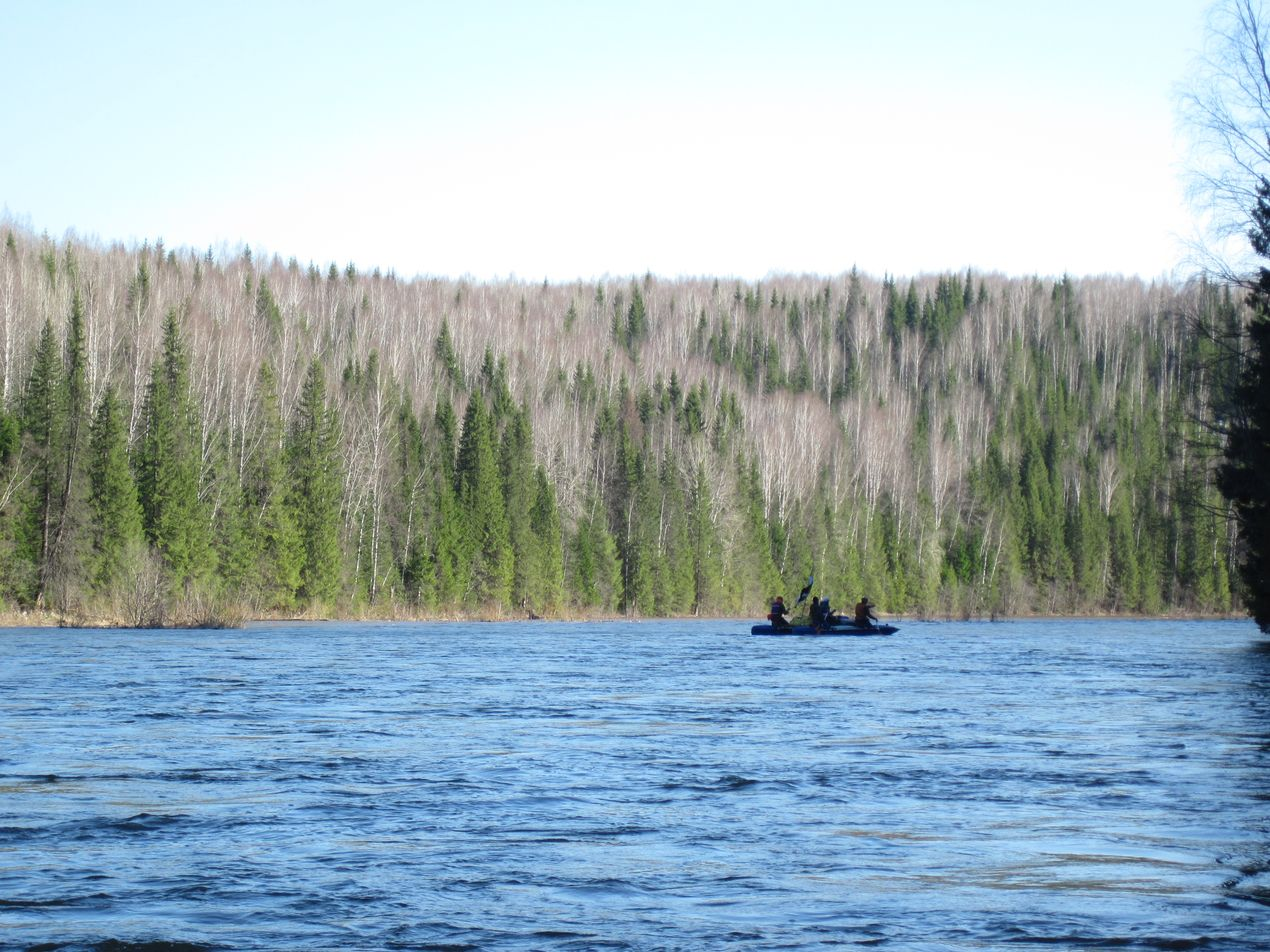 Реки Среднего Урала