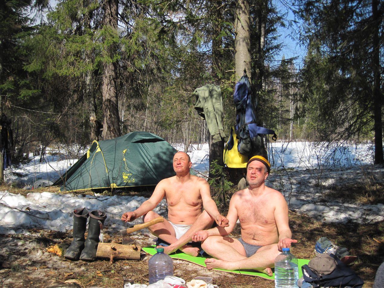Весна в Пермском крае