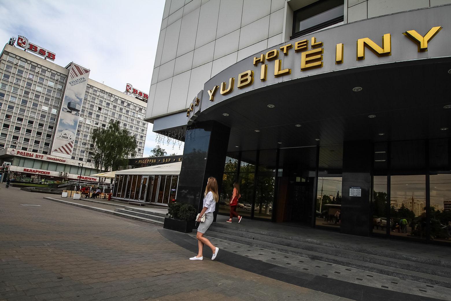 Cлаву «квартала красных фонарей» снискали улочки позади современной гостиницы «Юбилейная»