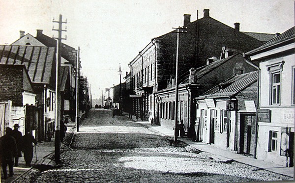 Улица Юрьевская