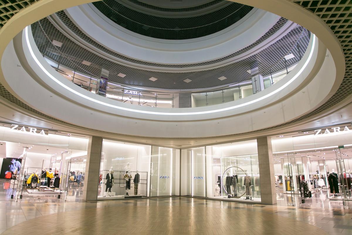 Zara в Dana Mall