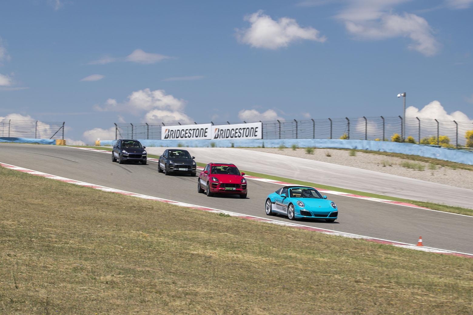 Porsche Driving Center