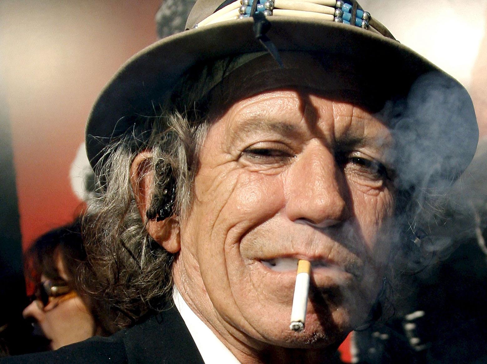 Кит Ричардс. The Rolling Stones
