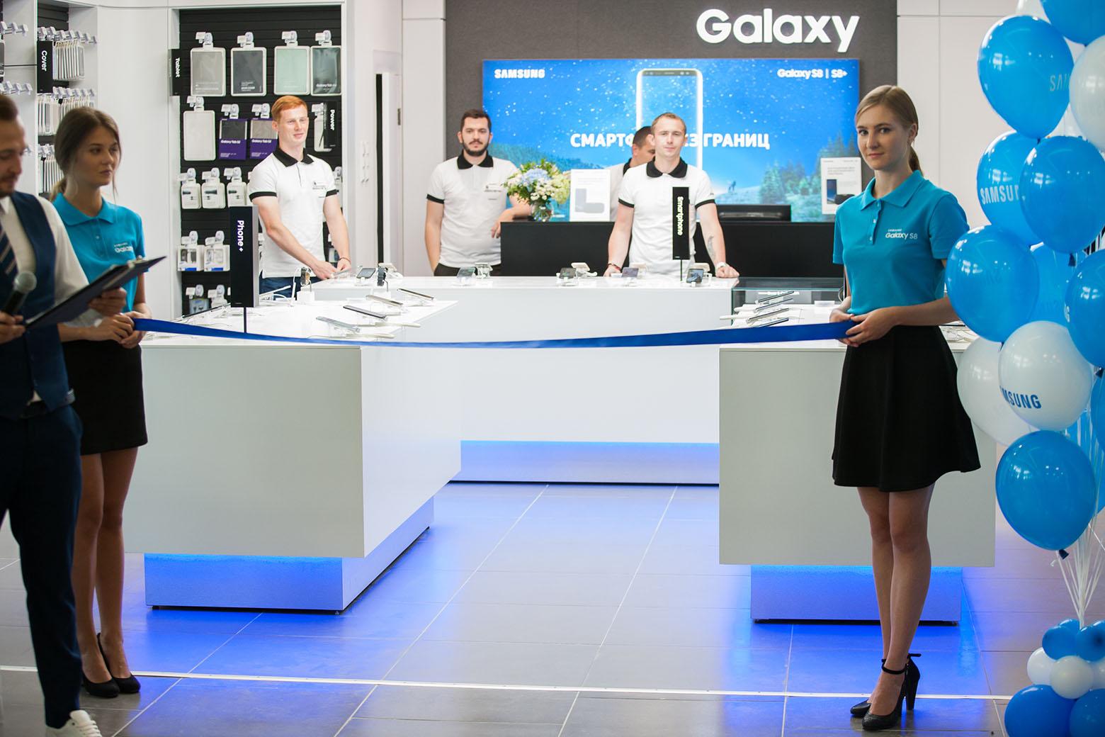 Фирменный магазин Samsung
