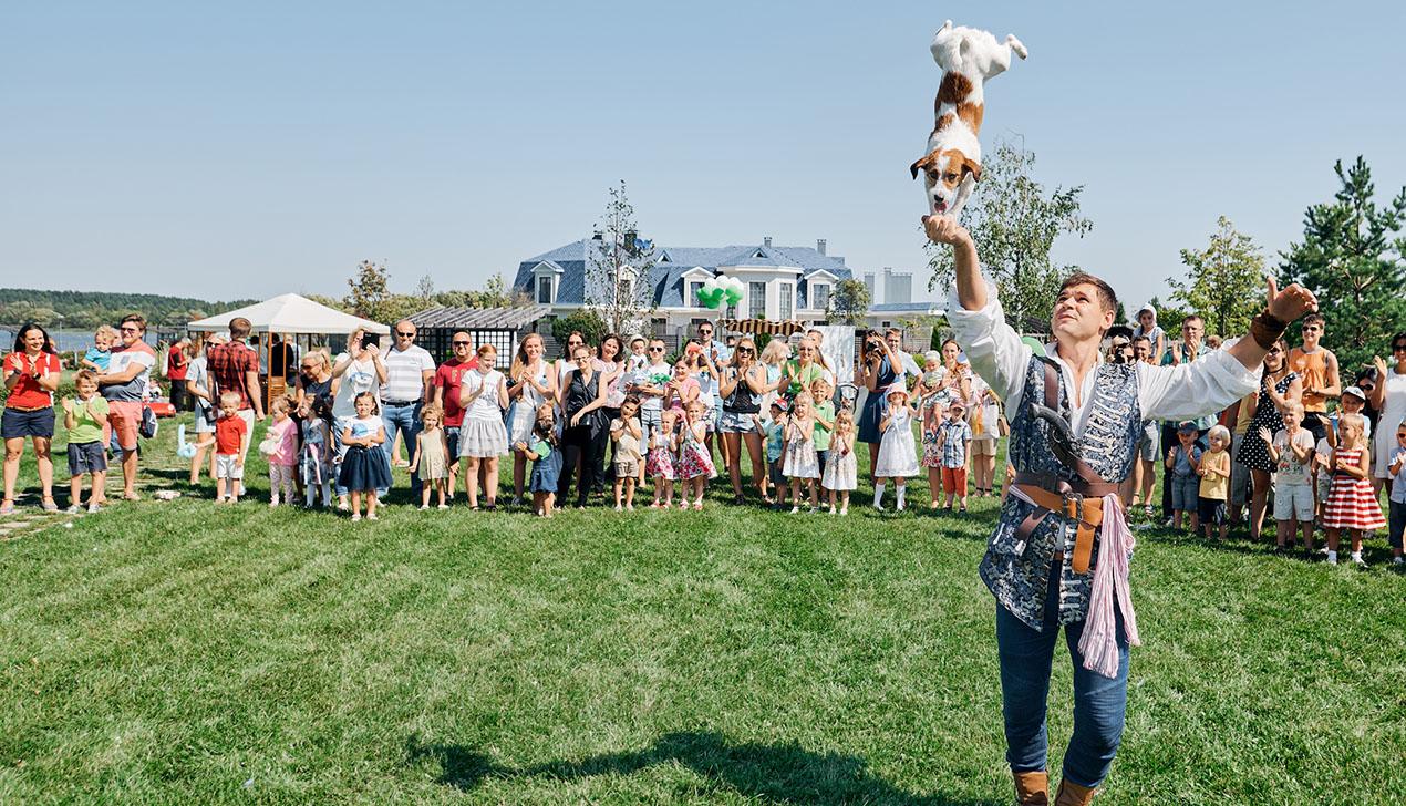 Семейный фестиваль Taste of Minsk: отдых, который вы заслужили