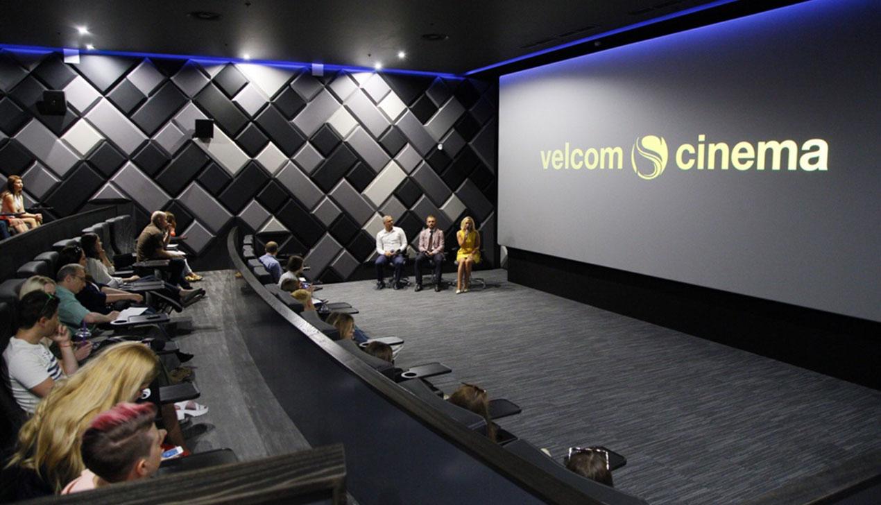 Мультиплекс velcom cinema откроется 11 августа в Минске