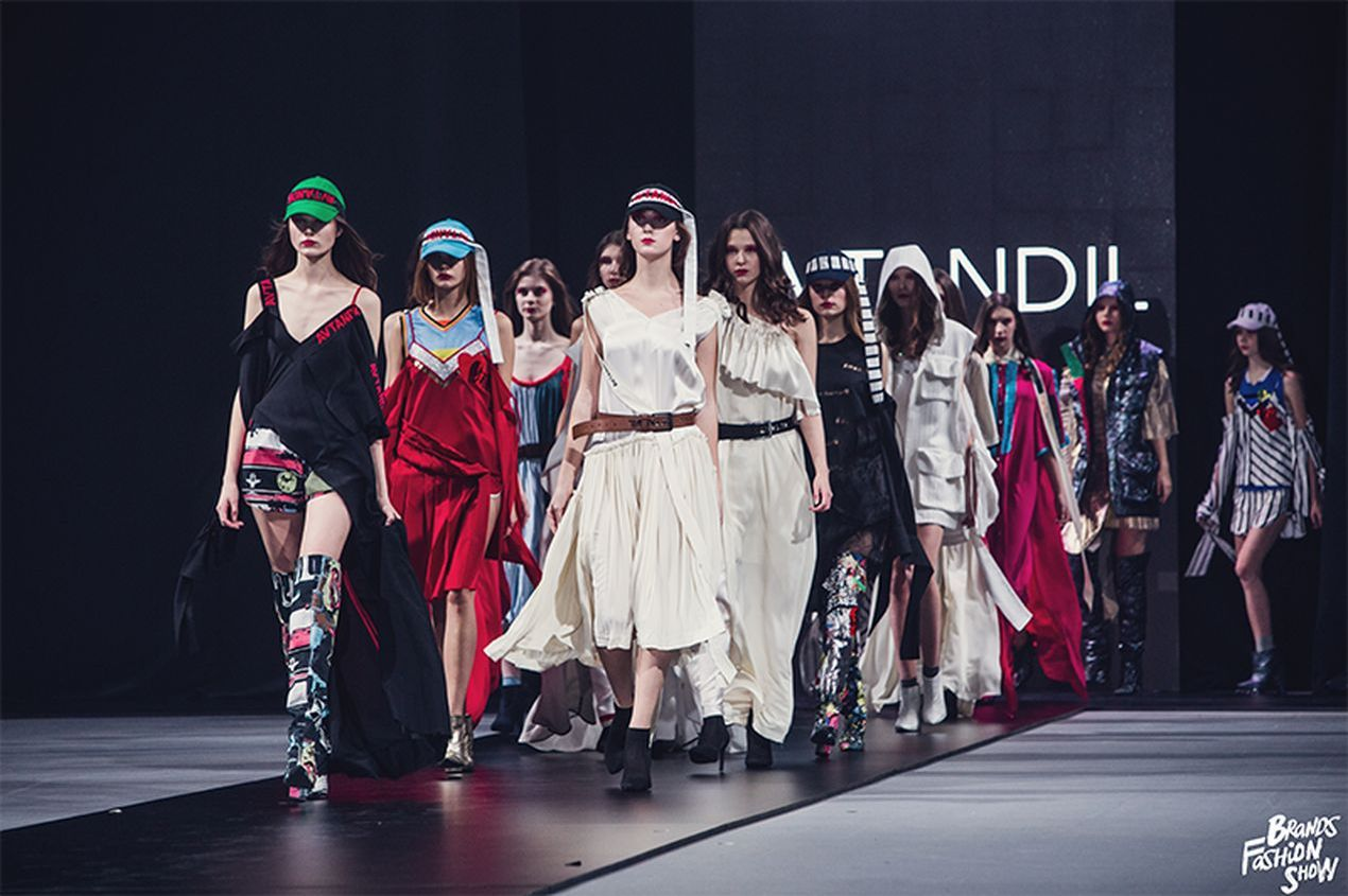 AVTANDIL. Brands Fashion Show