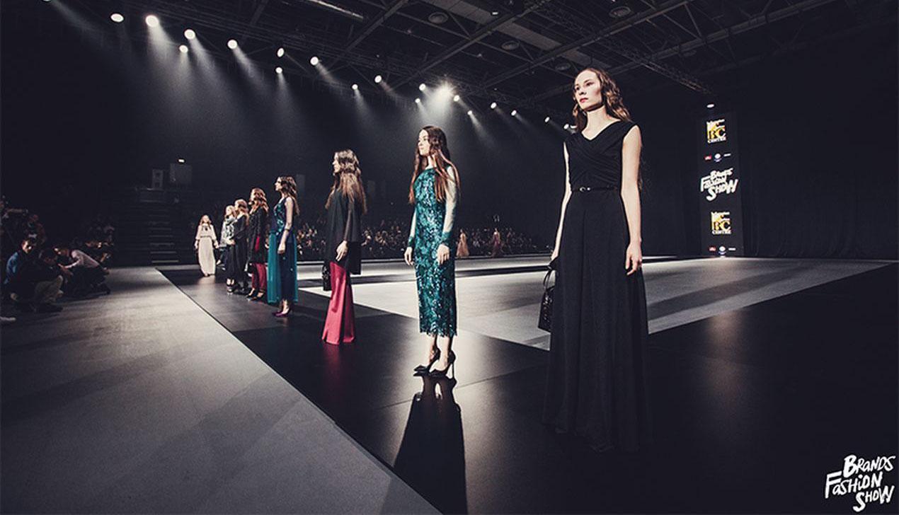 Новый сезон  Brands Fashion Show
