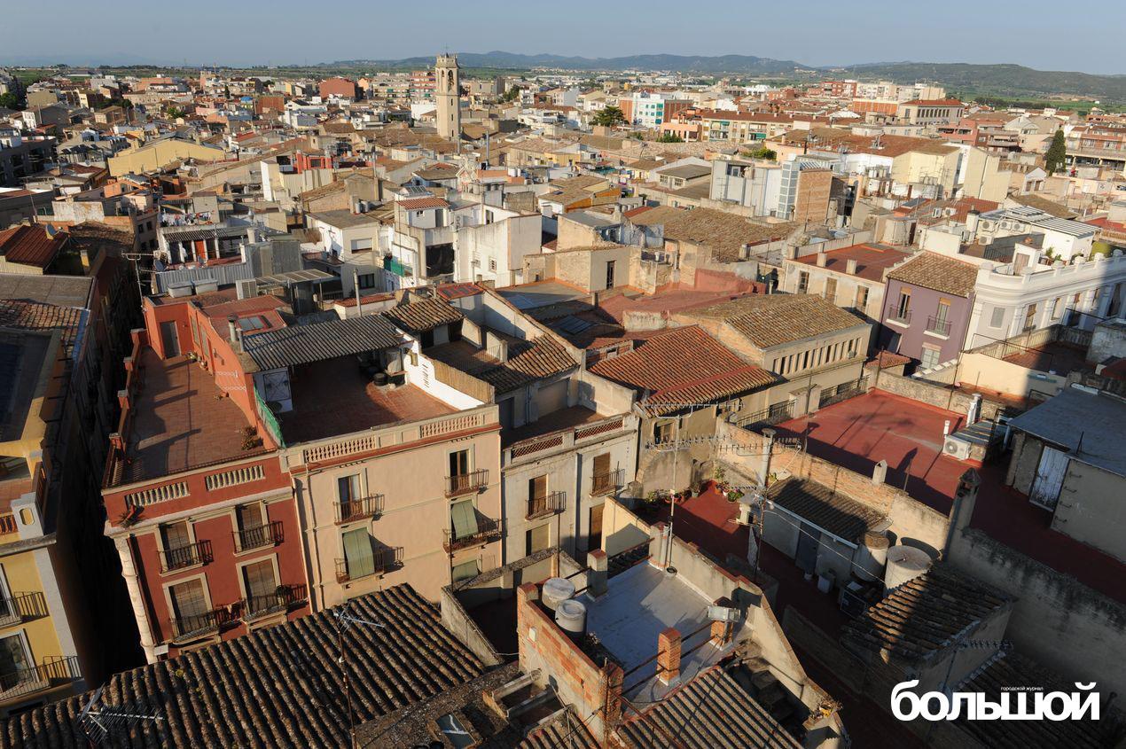 Улицы Каталонии