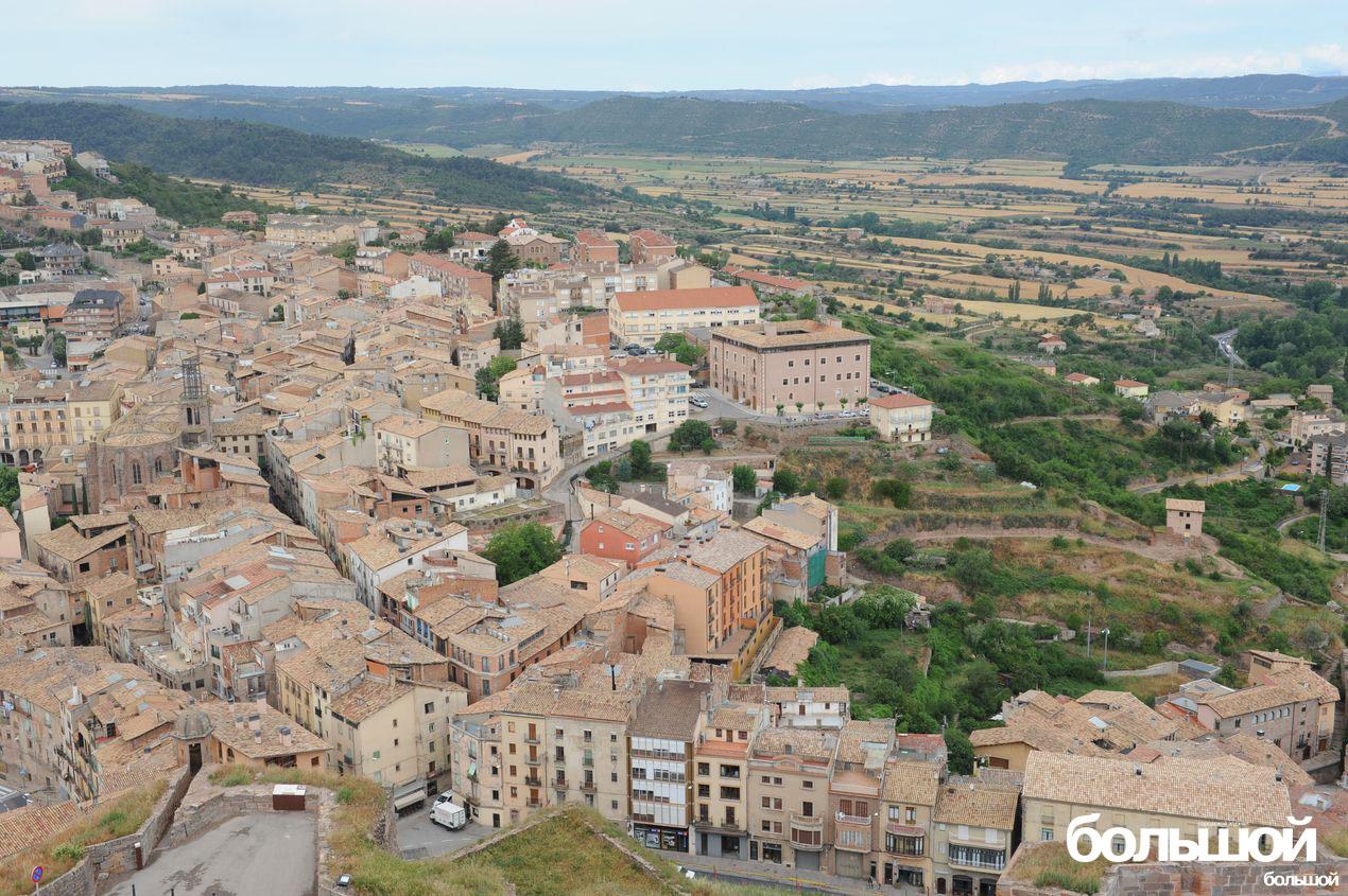 Каталония. Пригород