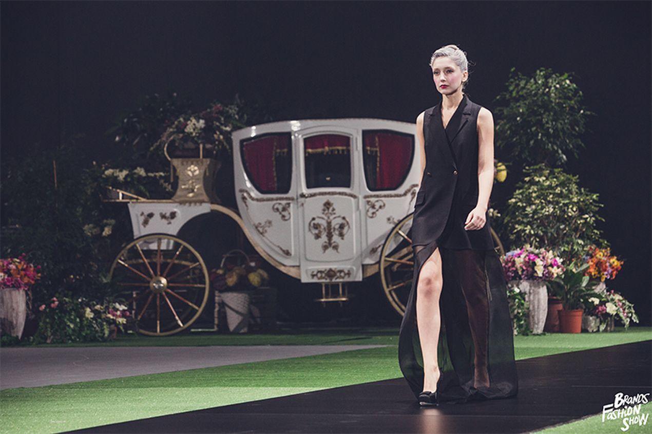 Юлия Латушкина. Brands Fashion Show