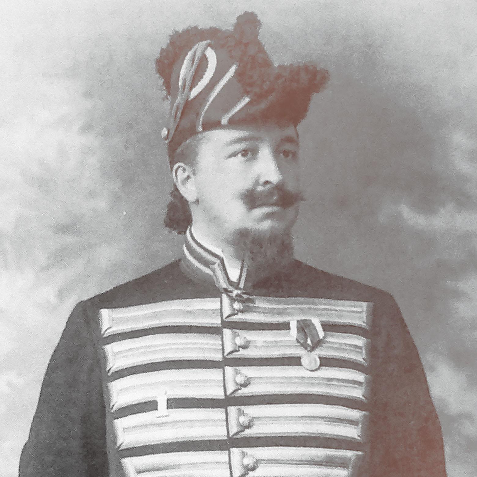 Последний минский губернатор Владимир Андреевич Друцкой-Соколинский