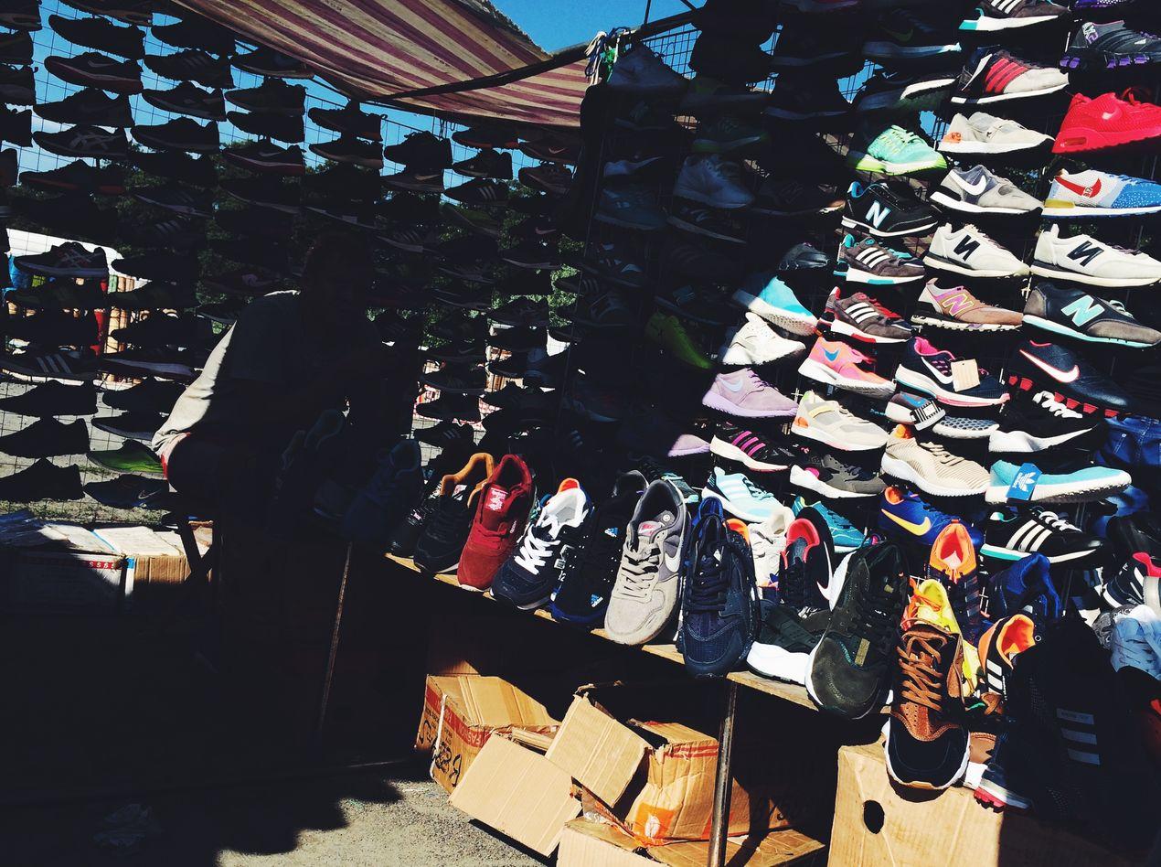 Рынок в Давид-Городке