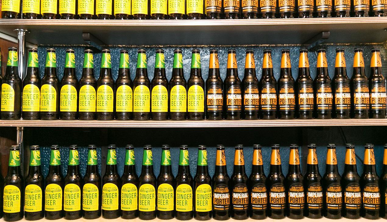 Лидские пивовары представили две новинки в крафтовой серии «Калекцыя майстра»