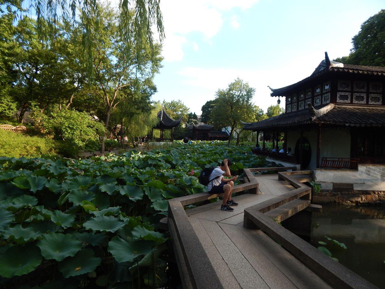 Китай, который продают туристам